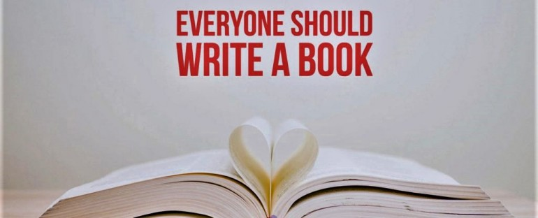 Just Write That Book!